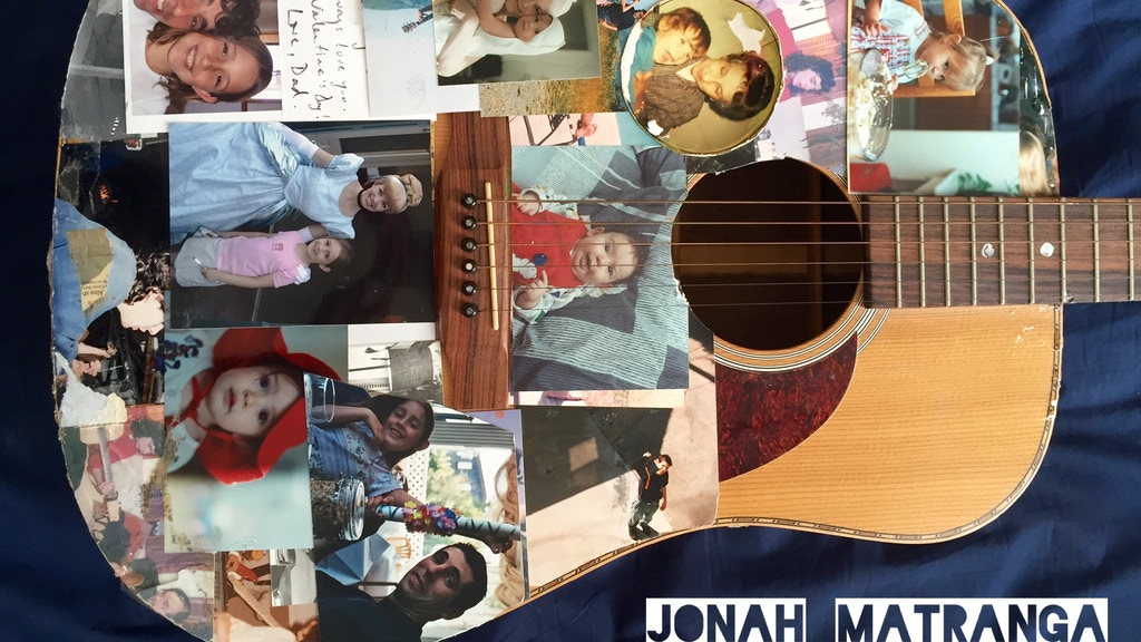 Alone Rewinding: A Book, An Album, A Lot - By Jonah Matranga project video thumbnail