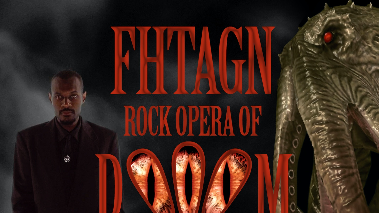 If you are obsessed with H.P. Lovecraft, the Cthulhu Mythos, and dark, heavy music, then this rock opera of insanity is for you!