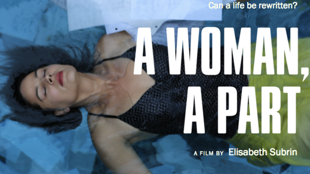 A Woman, A Part, a film by Elisabeth Subrin project video thumbnail