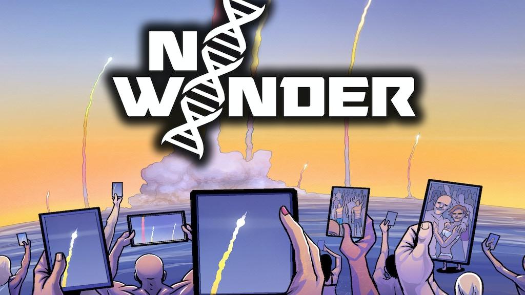 No Wonder #1 project video thumbnail