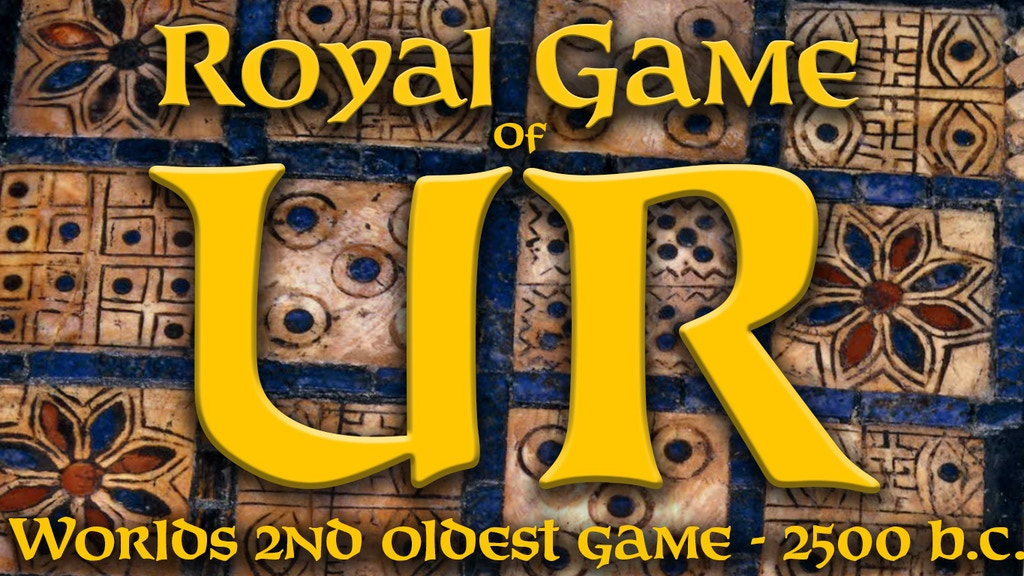 Project image for Royal Game of Ur (Canceled)