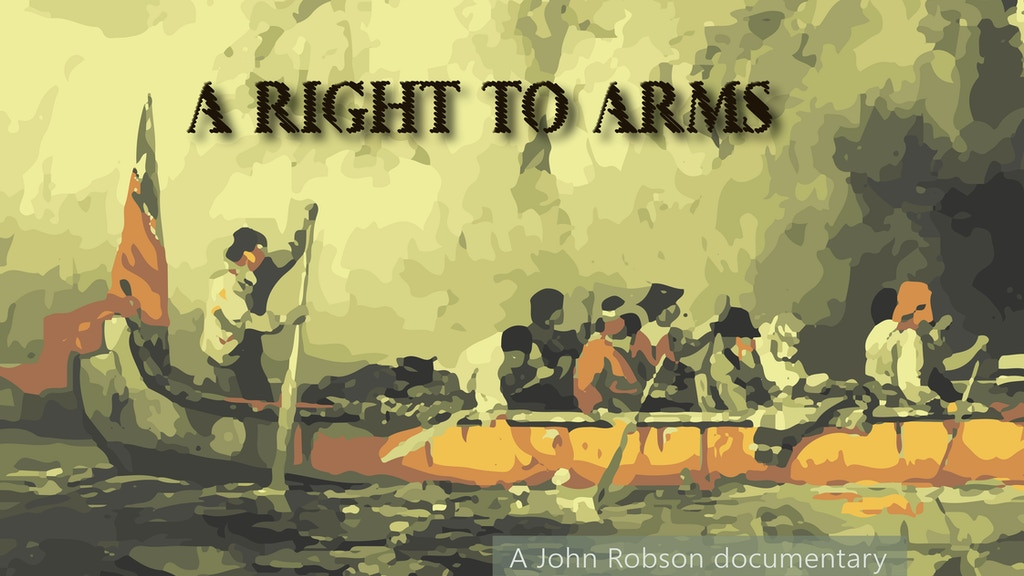 A Right to Arms project video thumbnail
