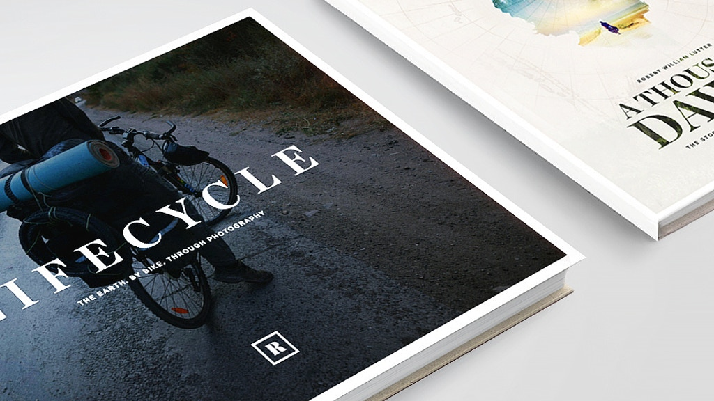 A Thousand Dawns: Worldcycle Story & Photobook project video thumbnail