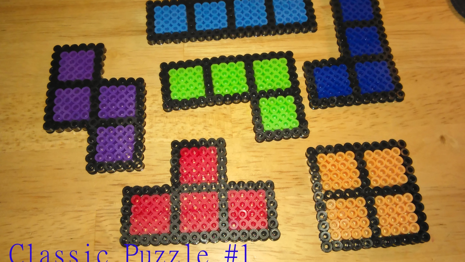 Video Game Perler Christmas Ornaments By Carl Williams Kickstarter