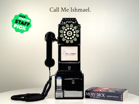 Call Me Ishmael - This phone helps you discover great ...