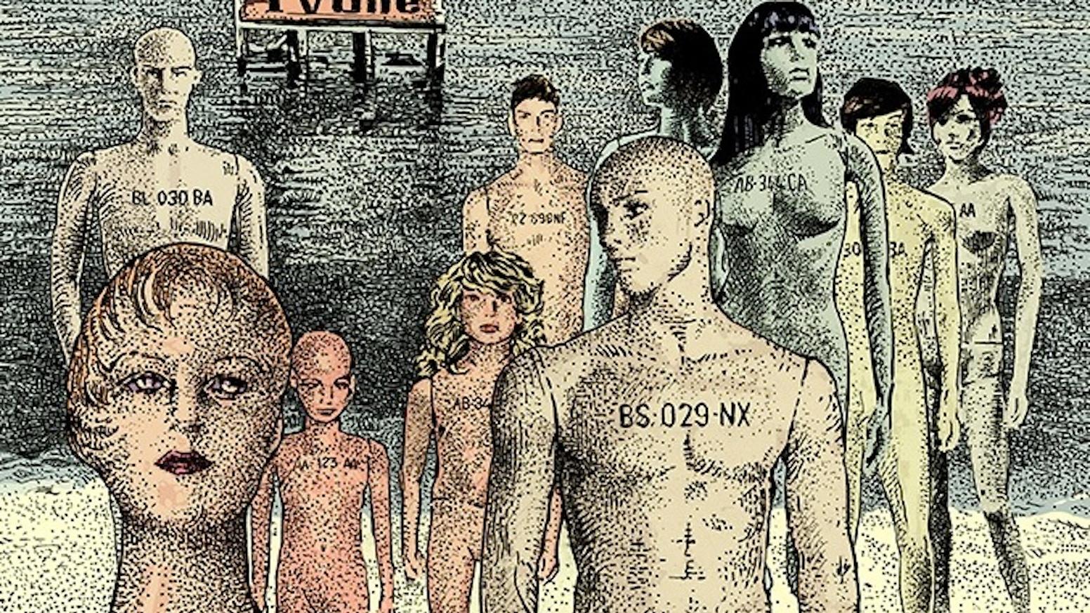 """Imaginez """"1984"""" d'Orwell adapté pour Kaurismäki par Groucho Marx, Kafka et Philip K. Dick —et avec les Monty Python. Voilà UCHRONIA !…"""