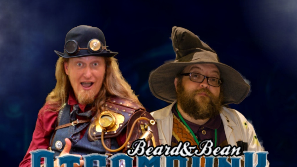 Beard and Bean: Steampunk Science project video thumbnail