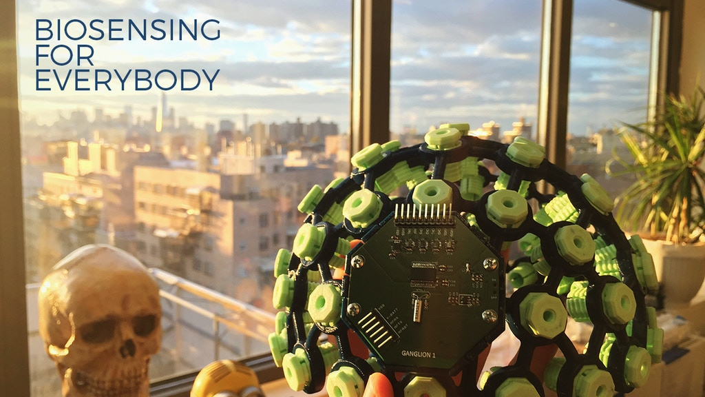 OpenBCI: Biosensing for Everybody project video thumbnail