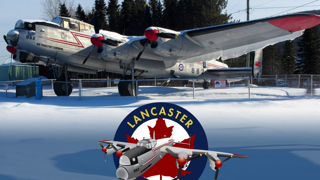 Project image for Avro Lancaster KB882 Restoration