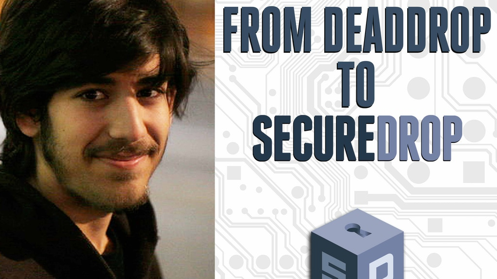 From DeadDrop to SecureDrop project video thumbnail