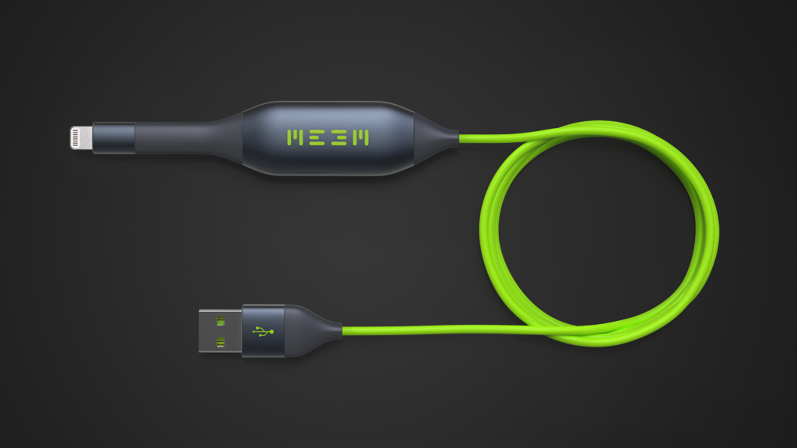 MEEM - World\'s First Charger Cable with Automatic Back Up by Kelly ...