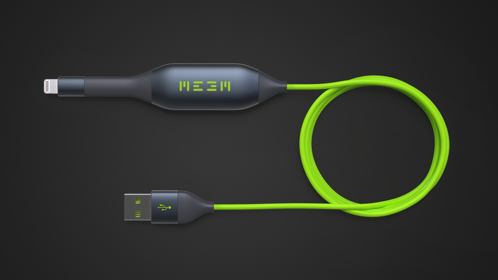 MEEM - World's First Charger Cable with Automatic Back Up project video thumbnail