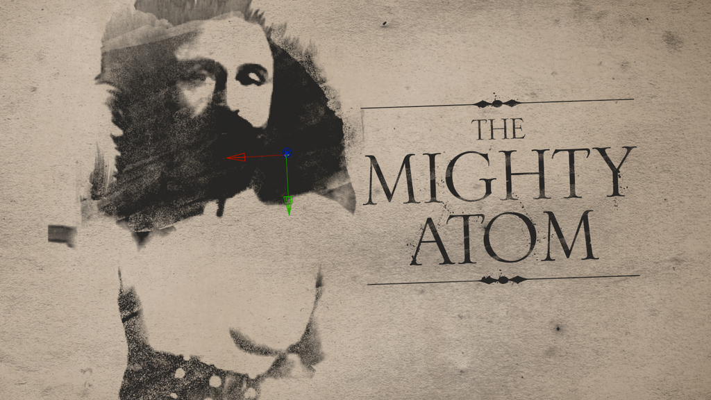 The Mighty Atom project video thumbnail