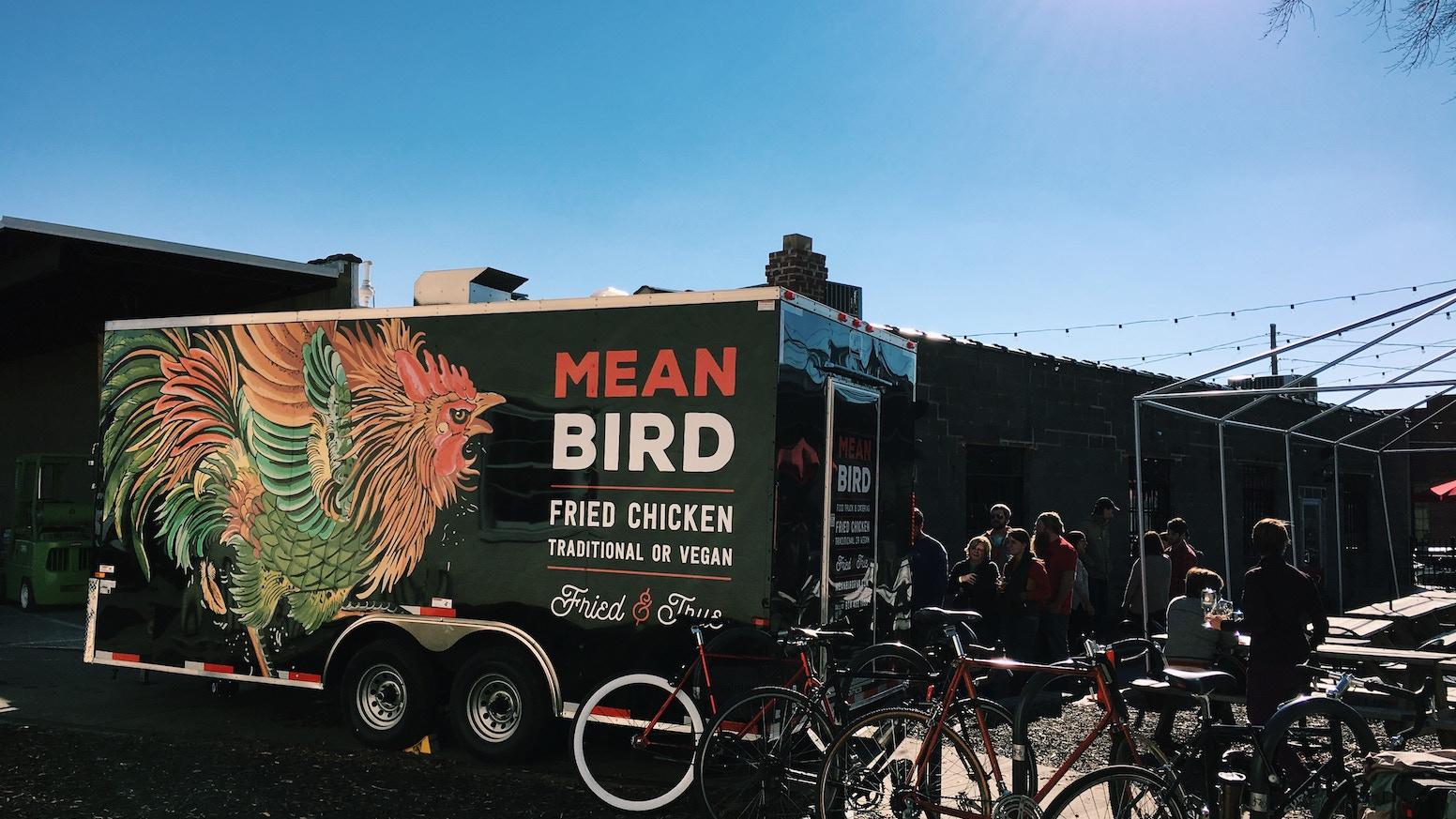 Bird Food Truck Richmond