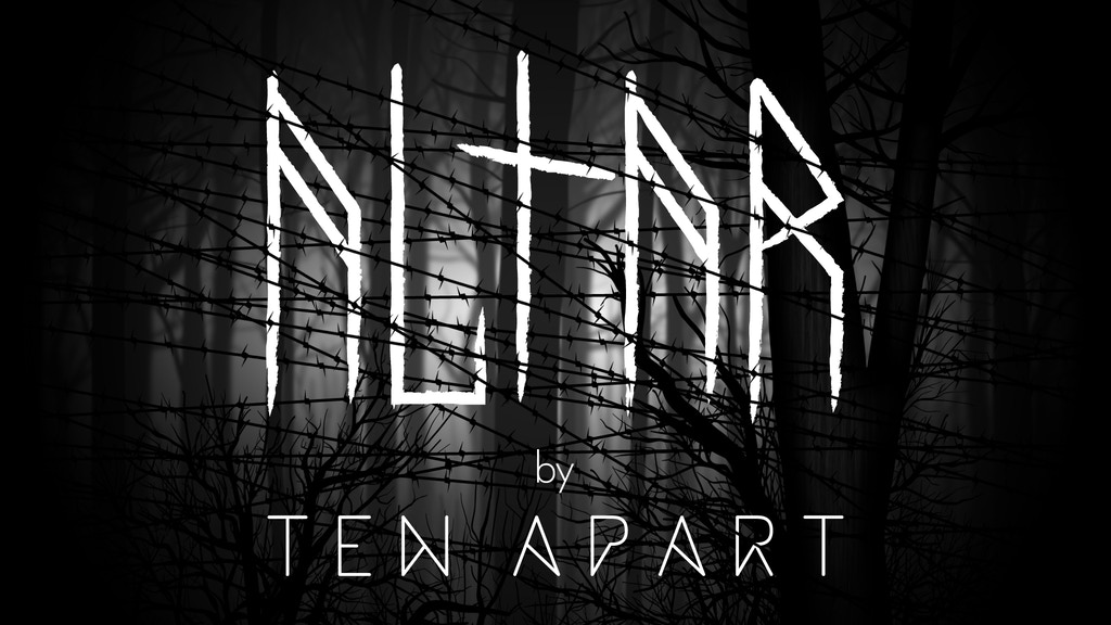 Altar | A Horror Adventure project video thumbnail