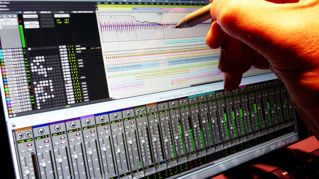 Surface Pro Audio - Music Production YouTube Channel project video thumbnail