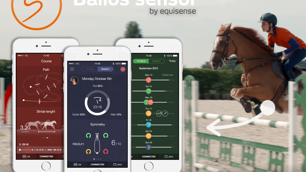 Balios – A Wearable Connecting Rider and Horse project video thumbnail