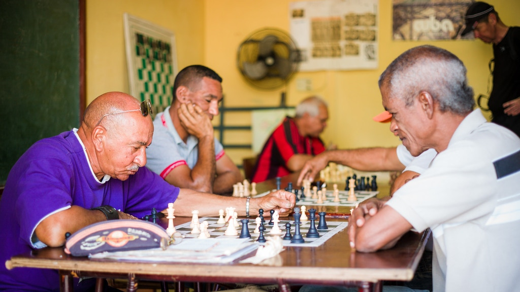 Cuba: Seven in 10 project video thumbnail