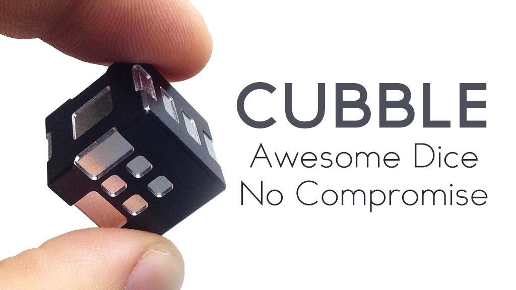 CUBBLE DICE project video thumbnail