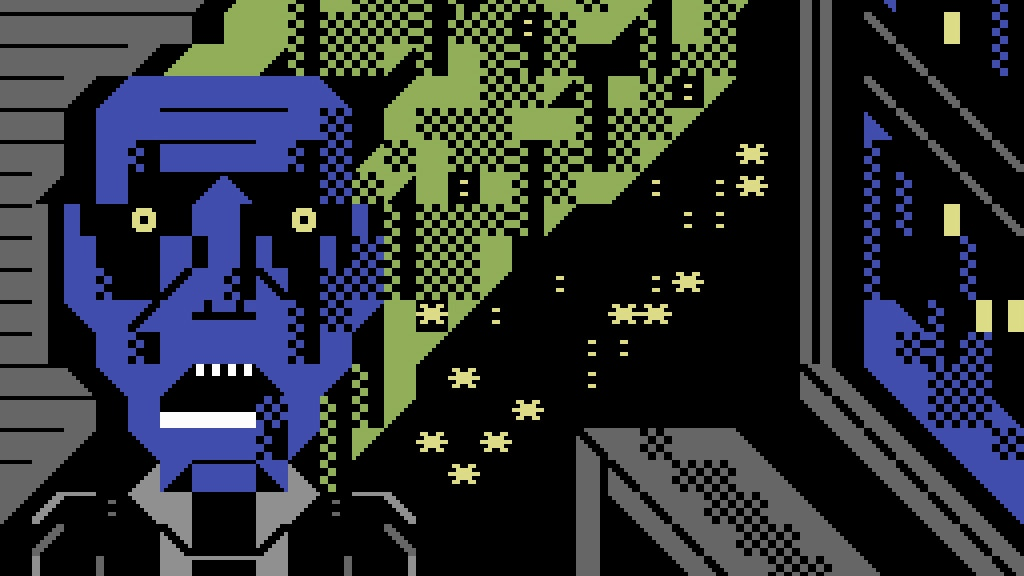 H.P. Lovecraft in Text mode project video thumbnail