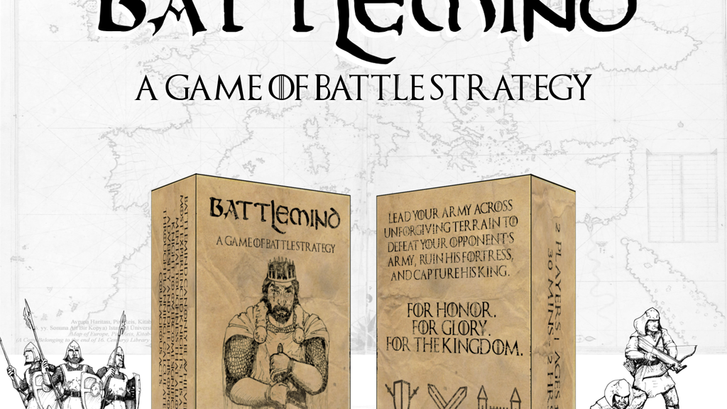 Battlemind: Strategy Card Game (Game of Thrones Inspired) project video thumbnail