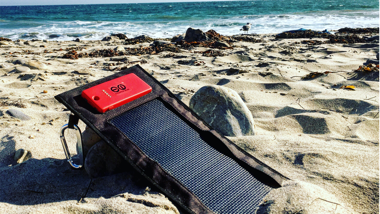 Evolution Wear Rapidsol Faster Than All The Others By Battery Via Mini Usb Port On Charging Circuit Or Solar Charger Has A 27 Amp C Power Output Attaches To Almost Anything 14w 1 Panel Solution Created