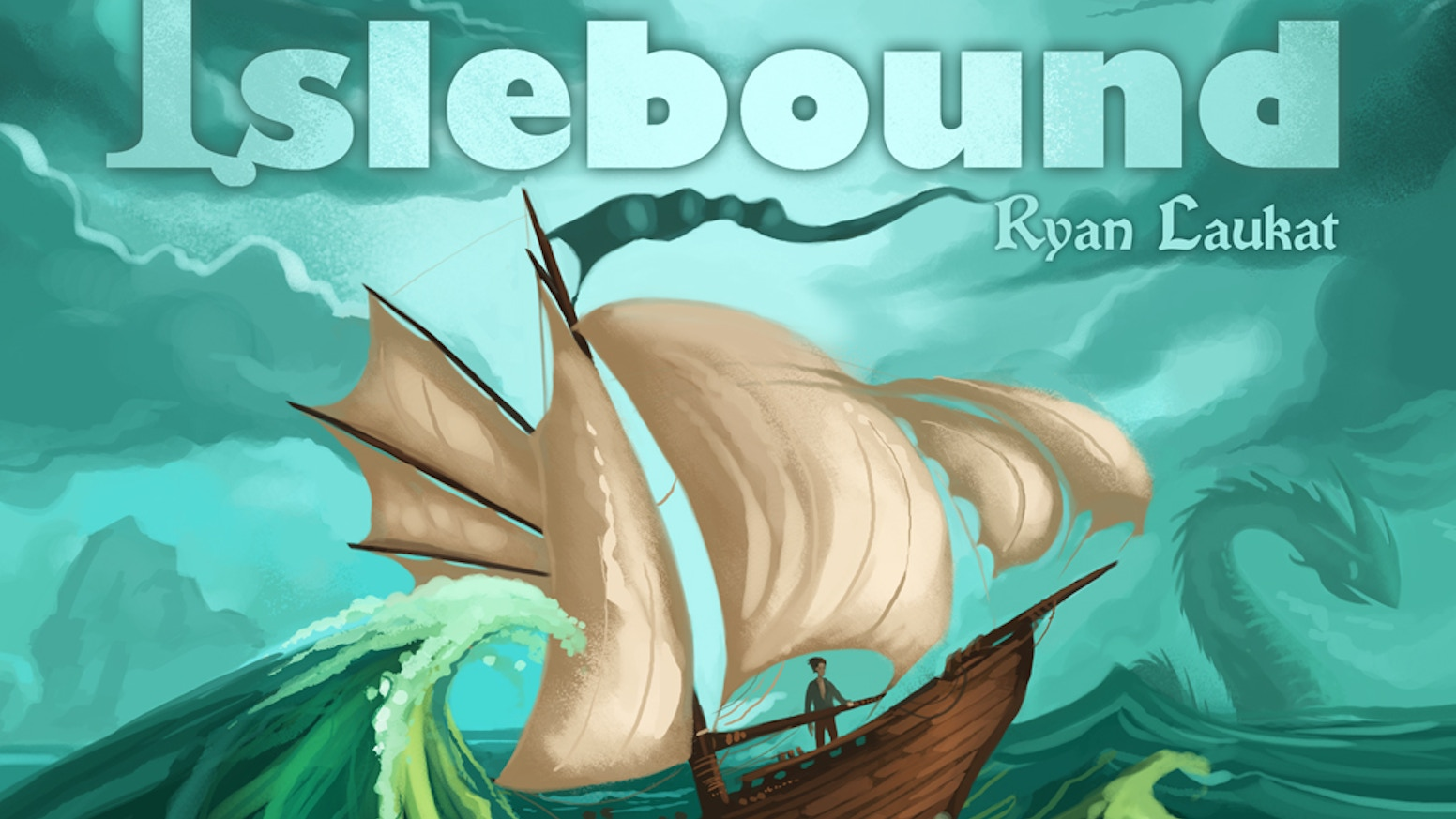 Sail through a mythical archipelago filled with pirates and sea serpents in this board game for 2-4 friends.