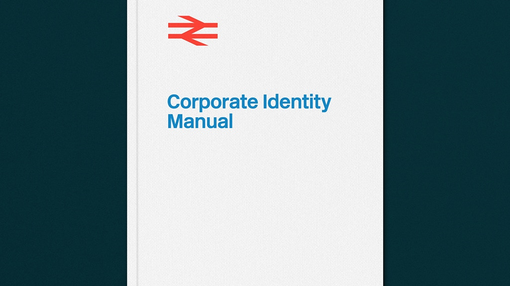British Rail Corporate Identity Manual project video thumbnail
