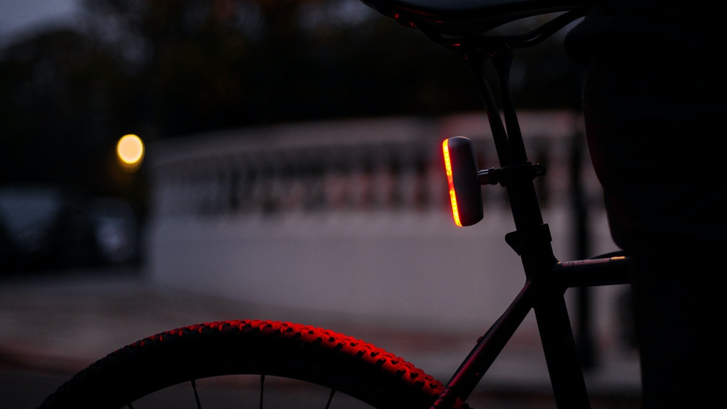 The Blaze Burner - the best back light for bikes. project video thumbnail