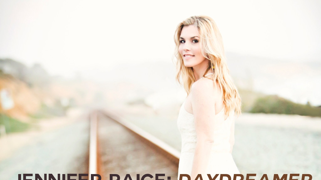 Jennifer Paige Makes NEW ALBUM: Daydreamer project video thumbnail