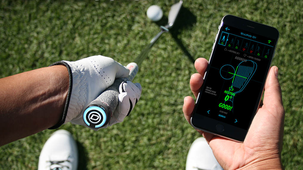 DuoTrac - World's First Swing Analyzer and Footwork Sensor project video thumbnail