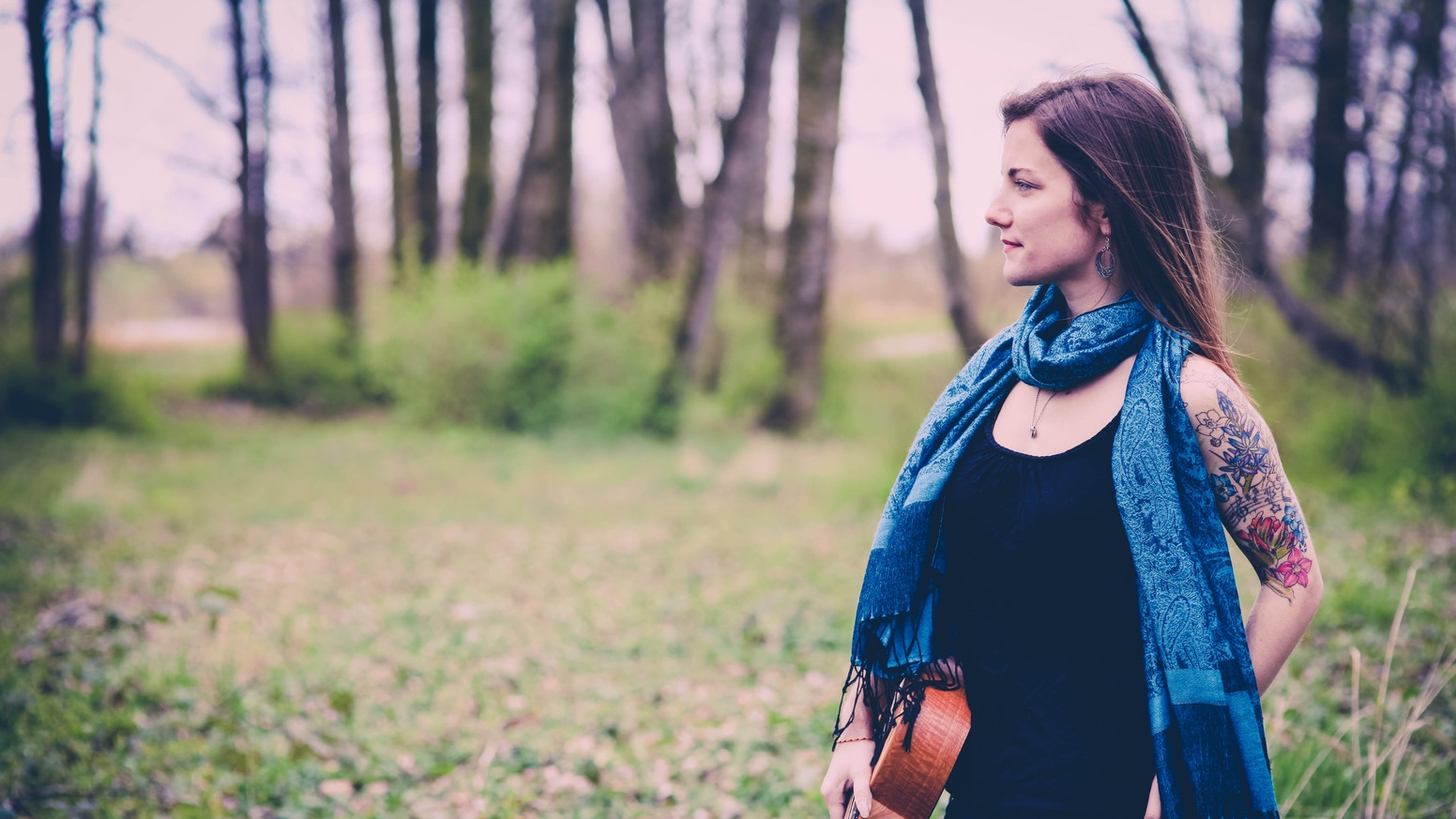 A collection of love, thought, questions, and interpretations will create Allison's third release of 5 acoustic, folk songs.