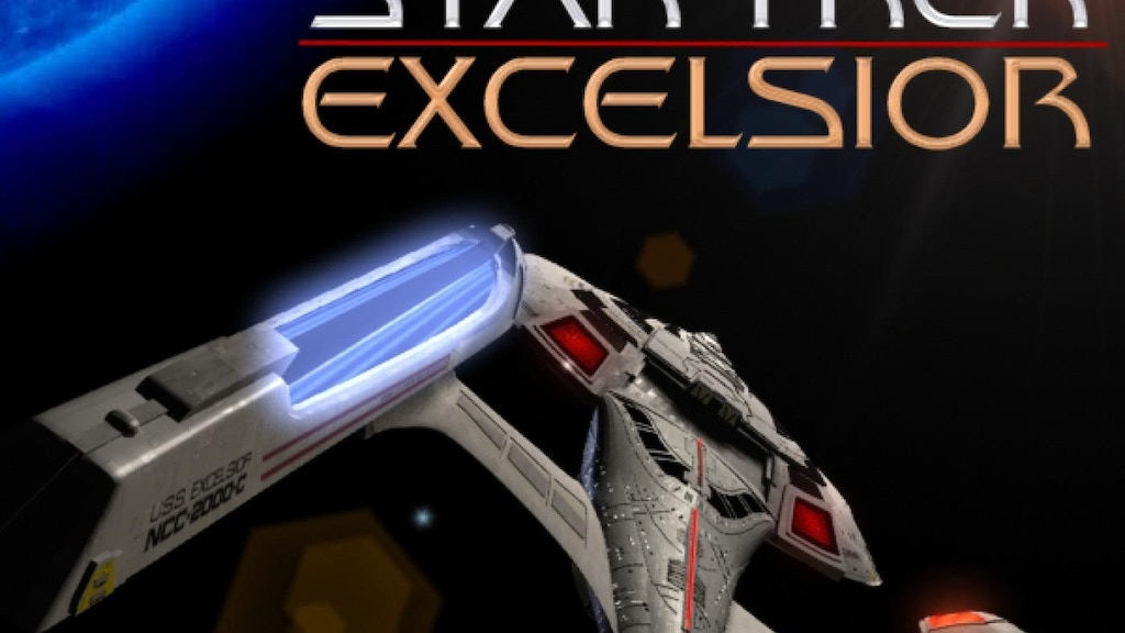 Walter Koenig & Nichelle Nichols join STAR TREK: EXCELSIOR project video thumbnail