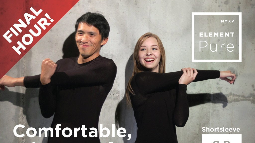 Nanofiber Baselayer - Ultra Soft, Odor-proof & Sustainable project video thumbnail