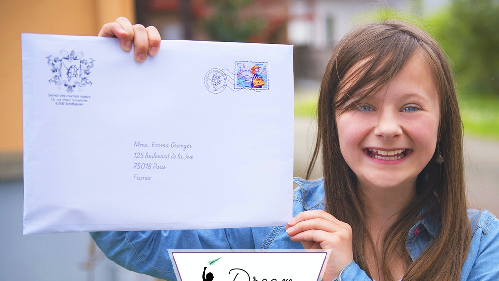 Dream Letters - Turn Your Child Into An Avid Reader & Writer project video thumbnail