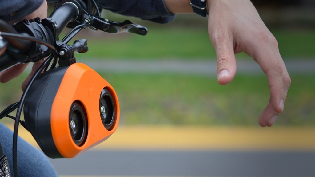 Loud Mini Bicycle Horn project video thumbnail