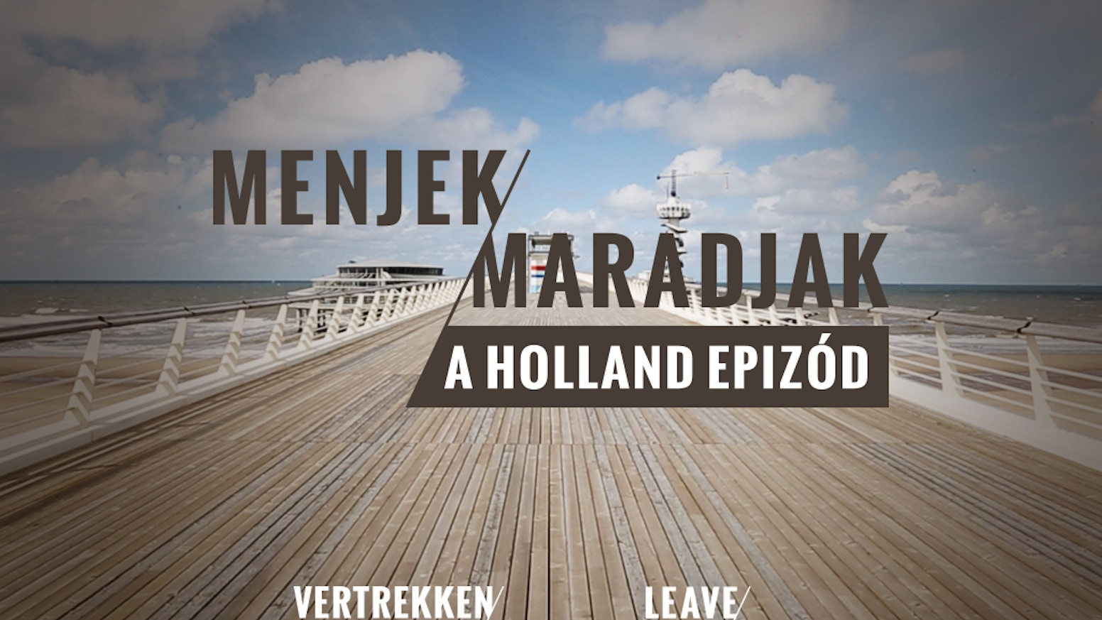 Leave/Stay//The Dutch Episode is the newest episode of the series of documentaries about how Hungarians live outside their homeland.