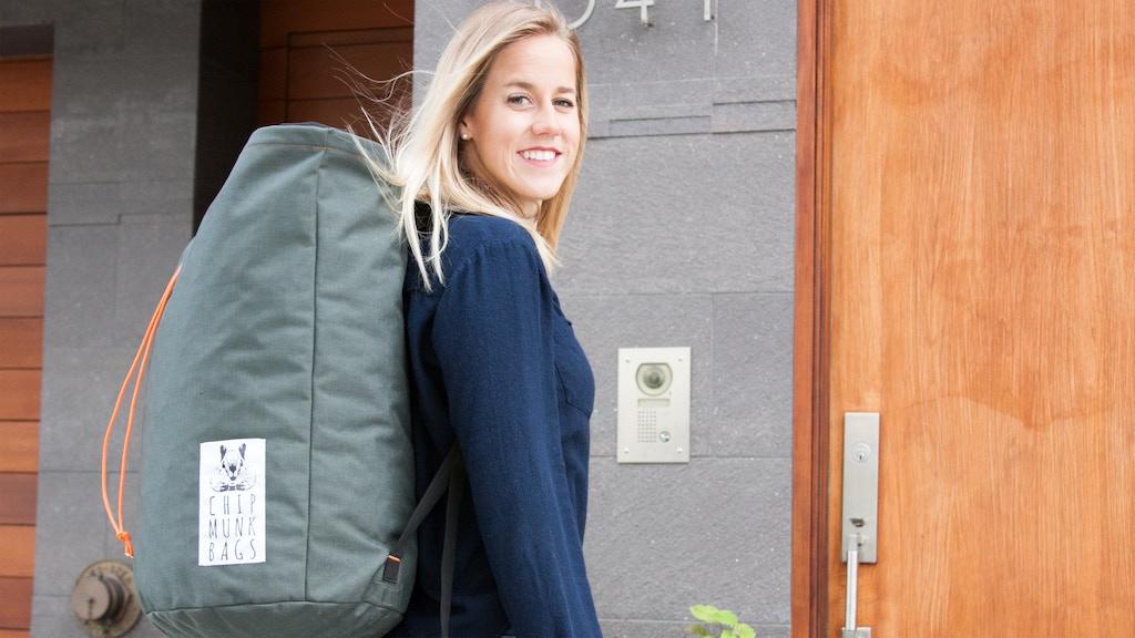 ChipmunkBags | Premium Laundry Backpacks project video thumbnail