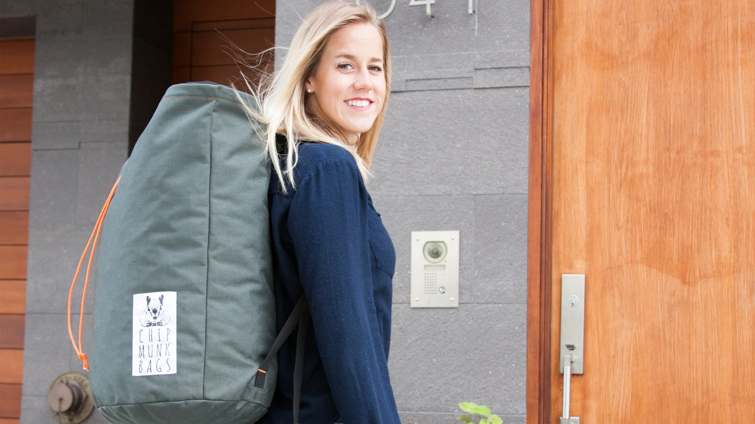 Laundry doesn't have to stink. ChipmunkBags is ending the laundry transportation struggle, once and for all.