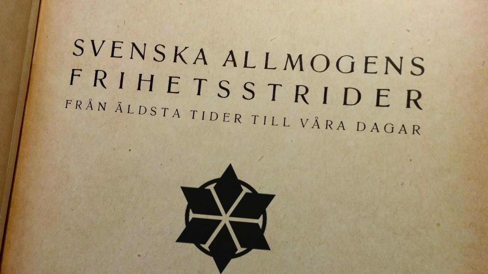 Vi digitaliserar och återuppväcker den svenska allmogens frihetliga kulturarv - och bevarar det för framtida generationer.