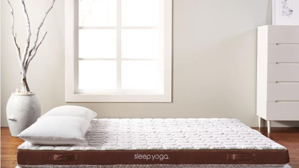 Sleep Yoga® tataME Bed - Mobile, Reversible & Comfortable project video thumbnail