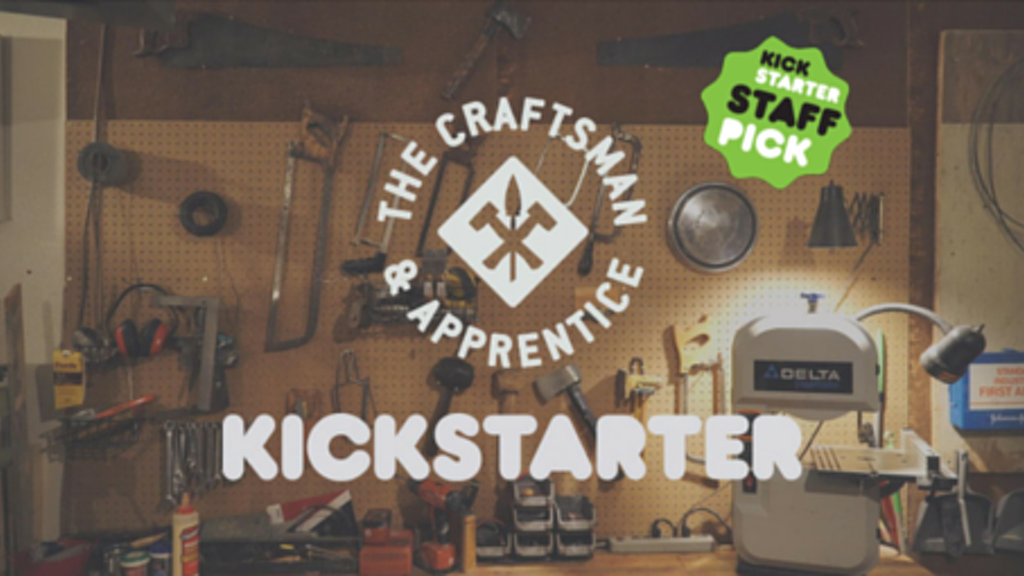 Workshop Build-Out with The Craftsman & Apprentice project video thumbnail