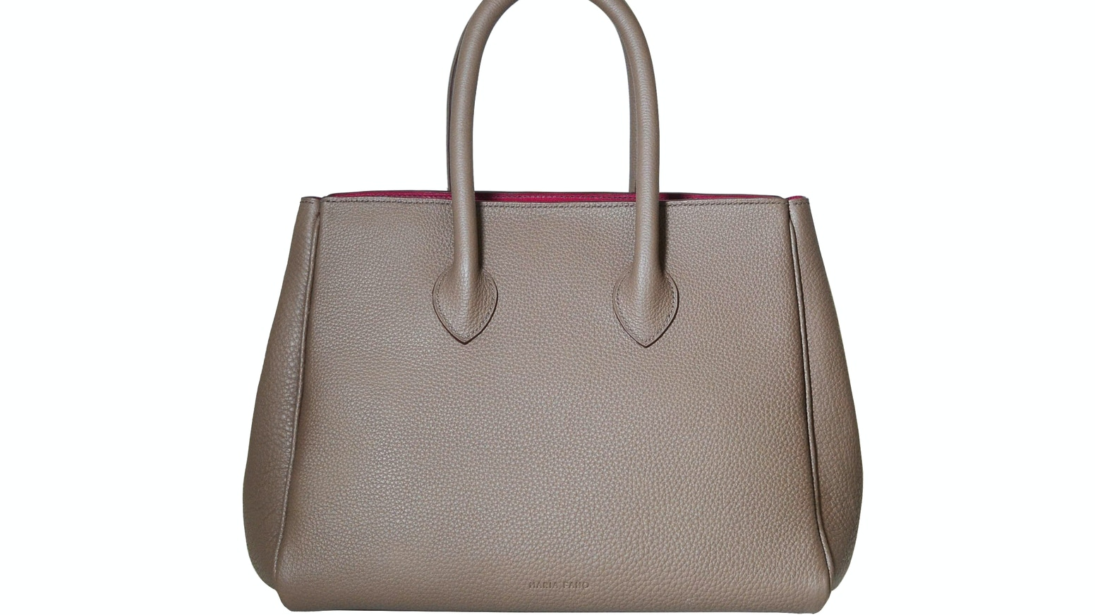 Handbag Handcrafted From Luxury French And German Leather