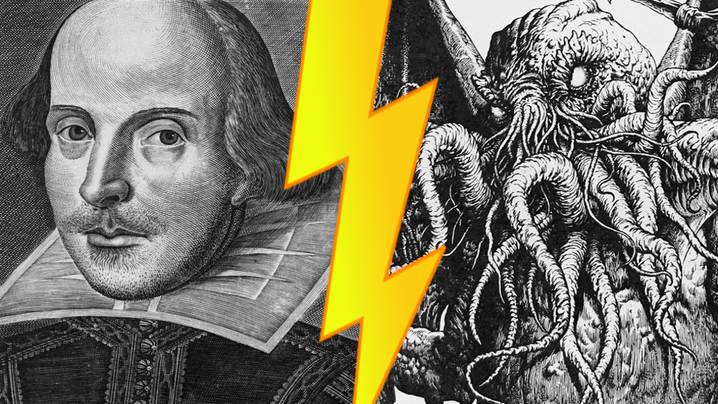 Shakespeare Vs Cthulhu project video thumbnail