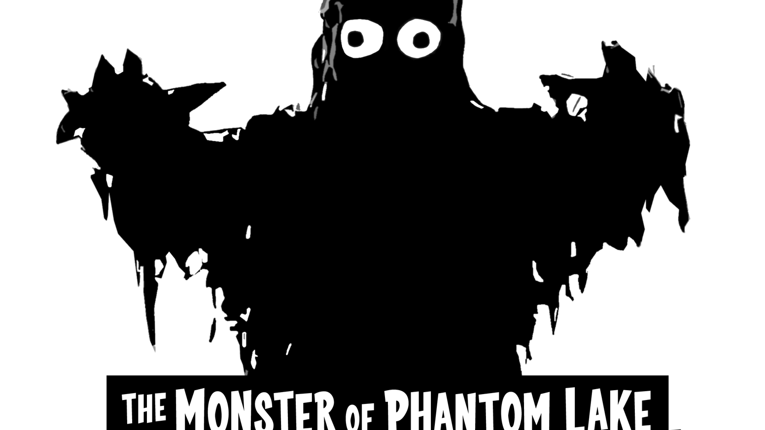 Musical theatre adaptation (plus DVD & cast recording) of a 1950s-style monster movie staged live on July 21-24, 2016 in Menomonie, WI. Updates at monsterofphantomlake.com