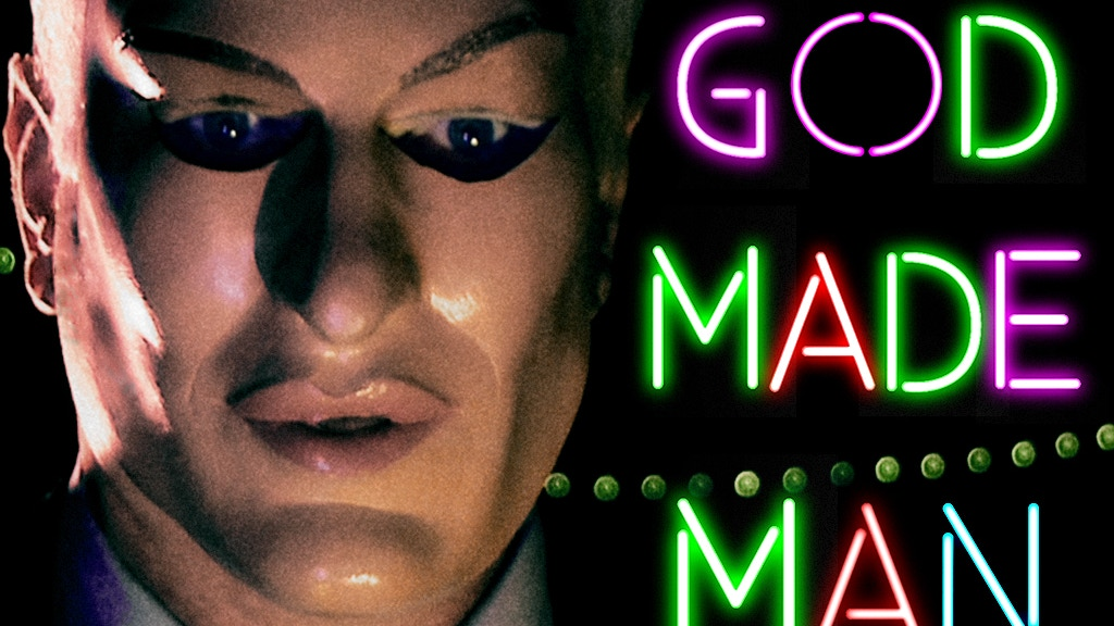 God Made Man - an uncompromising queer drama project video thumbnail