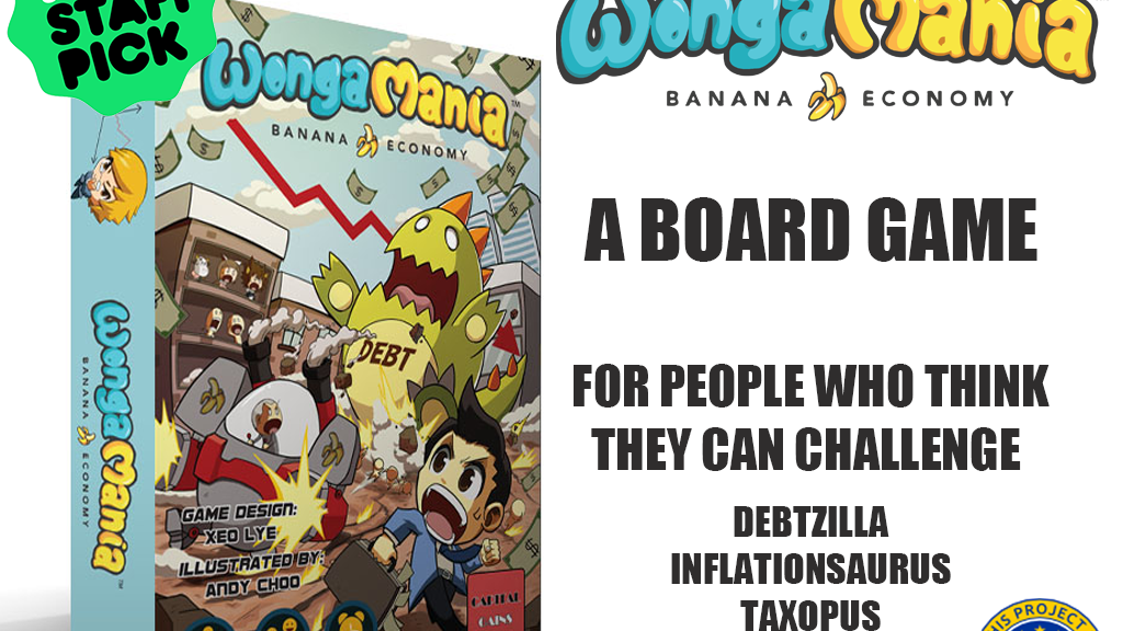 Wongamania: Banana Economy - A Game of Economic Manipulation project video thumbnail