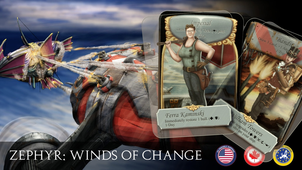 Zephyr: Winds of Change project video thumbnail