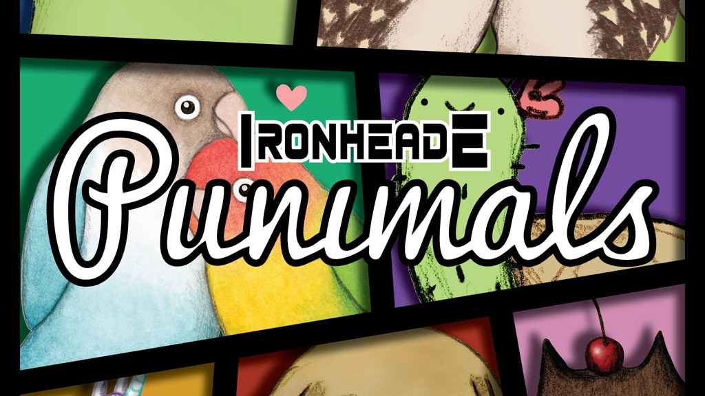 IronheadE: Punimals project video thumbnail
