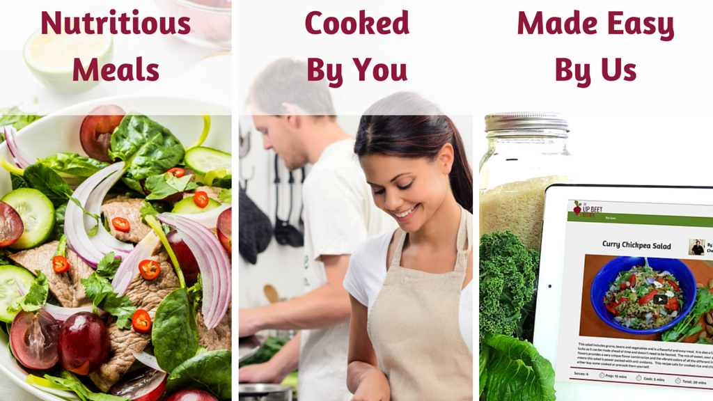 Up Beet Eating: Nutritous Home-Cooked Meals, Made Easy project video thumbnail